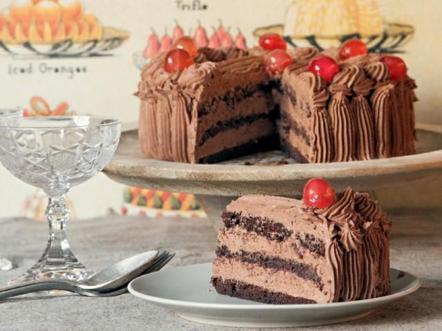 Η πάντα διαχρονική τούρτα Σεράνο
